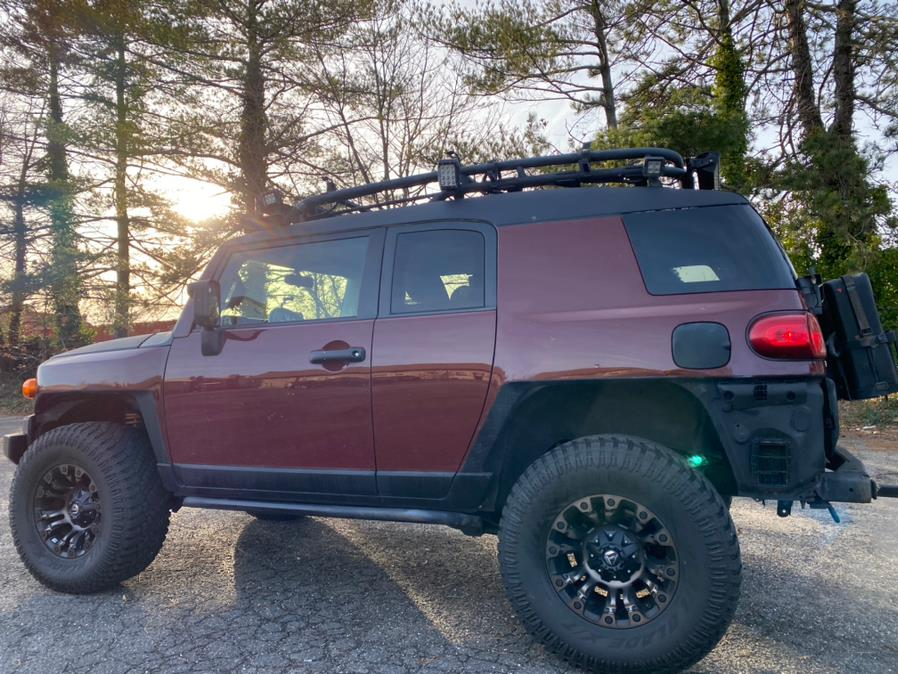 Used Toyota FJ Cruiser 4WD 4dr Auto (Natl) 2008 | Ultimate Auto Sales. Hicksville, New York