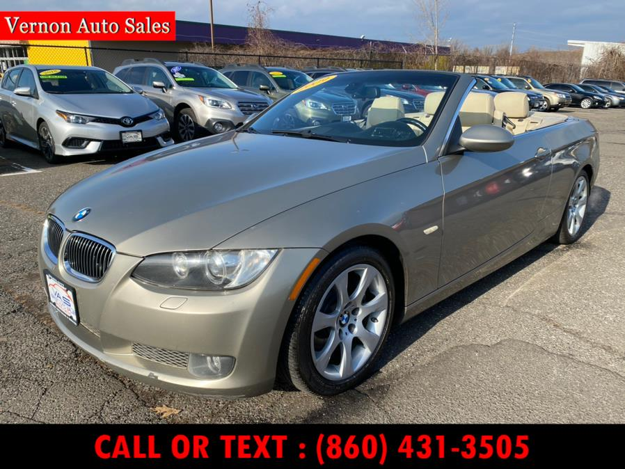 Used 2009 BMW 3 Series in Manchester, Connecticut | Vernon Auto Sale & Service. Manchester, Connecticut