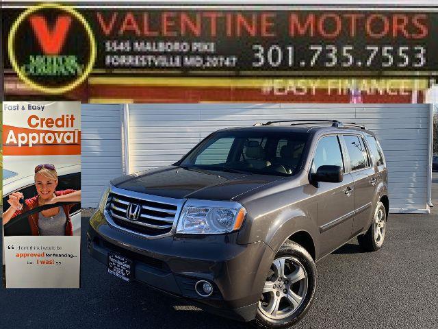 Used 2012 Honda Pilot in Forestville, Maryland | Valentine Motor Company. Forestville, Maryland