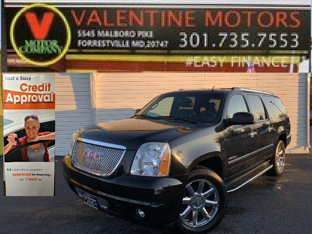 Used 2012 GMC Yukon Xl in Forestville, Maryland | Valentine Motor Company. Forestville, Maryland