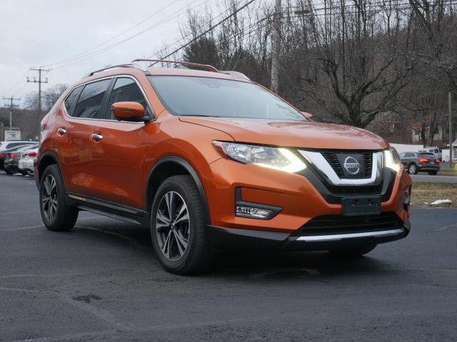 Used 2017 Nissan Rogue in Canton, Connecticut | Canton Auto Exchange. Canton, Connecticut
