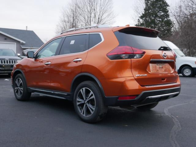 Used Nissan Rogue SL 2017 | Canton Auto Exchange. Canton, Connecticut
