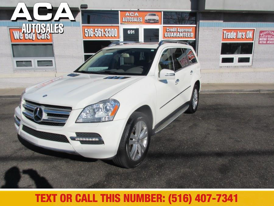 Used 2012 Mercedes-Benz GL-Class in Lynbrook, New York | ACA Auto Sales. Lynbrook, New York