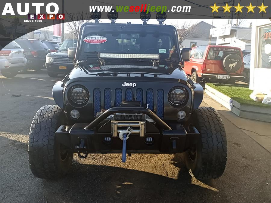 Used Jeep Wrangler Unlimited 4WD 4dr Sport 2014 | Auto Expo. Huntington, New York