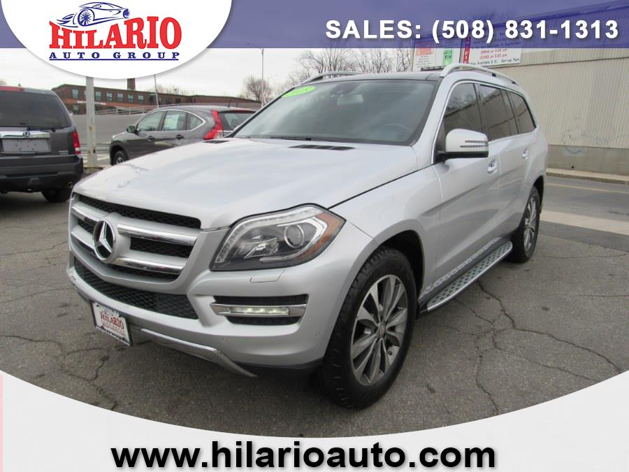 Used 2015 Mercedes-Benz GL-450 in Worcester, Massachusetts | Hilario's Auto Sales Inc.. Worcester, Massachusetts