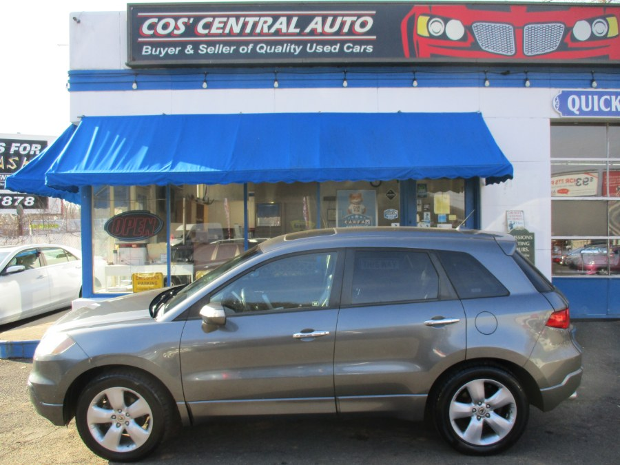 Used 2009 Acura RDX in Meriden, Connecticut | Cos Central Auto. Meriden, Connecticut