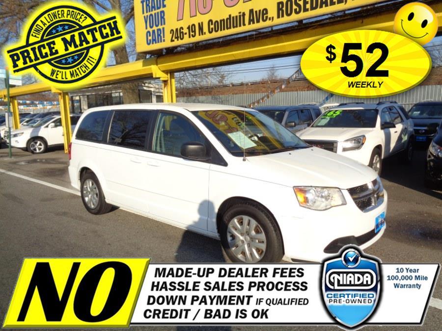 Used 2016 Dodge Grand Caravan in Rosedale, New York | Sunrise Auto Sales. Rosedale, New York