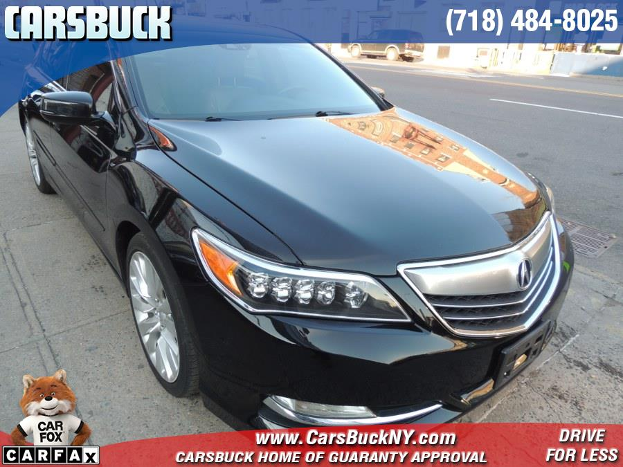 Used 2014 Acura RLX in Brooklyn, New York | Carsbuck Inc.. Brooklyn, New York