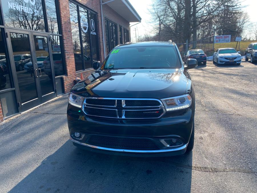 Used Dodge Durango AWD 4dr Limited 2016 | Newfield Auto Sales. Middletown, Connecticut