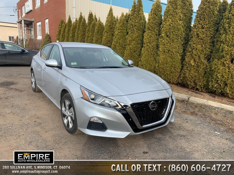 Used Nissan Altima S 2020 | Empire Auto Wholesalers. S.Windsor, Connecticut