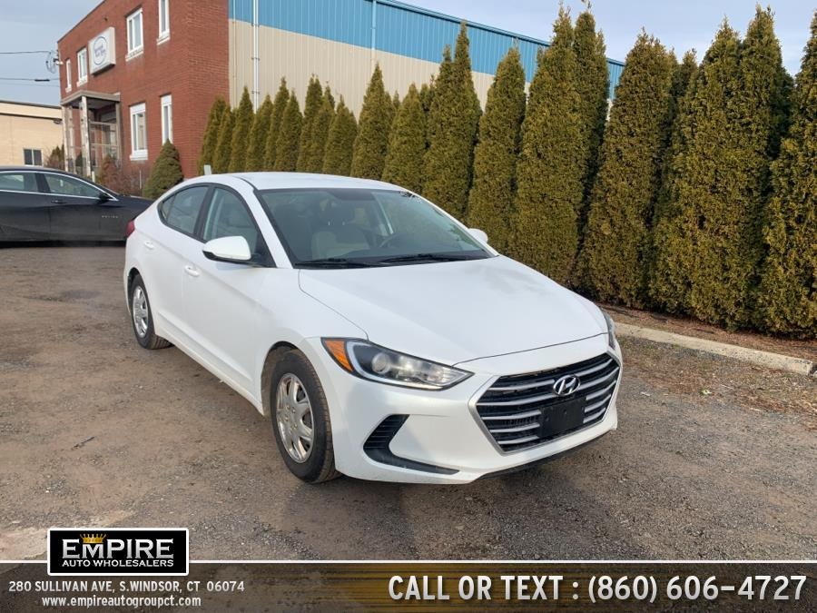 Used 2017 Hyundai Elantra in S.Windsor, Connecticut | Empire Auto Wholesalers. S.Windsor, Connecticut