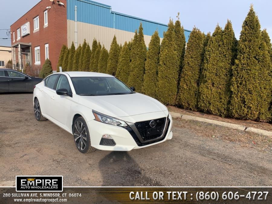 Used Nissan Altima 2.5 SR Sedan 2020 | Empire Auto Wholesalers. S.Windsor, Connecticut