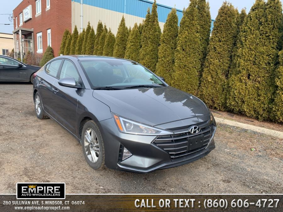 Used 2019 Hyundai Elantra in S.Windsor, Connecticut | Empire Auto Wholesalers. S.Windsor, Connecticut