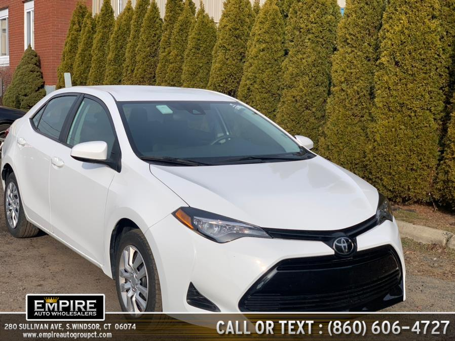 Used 2019 Toyota Corolla in S.Windsor, Connecticut | Empire Auto Wholesalers. S.Windsor, Connecticut