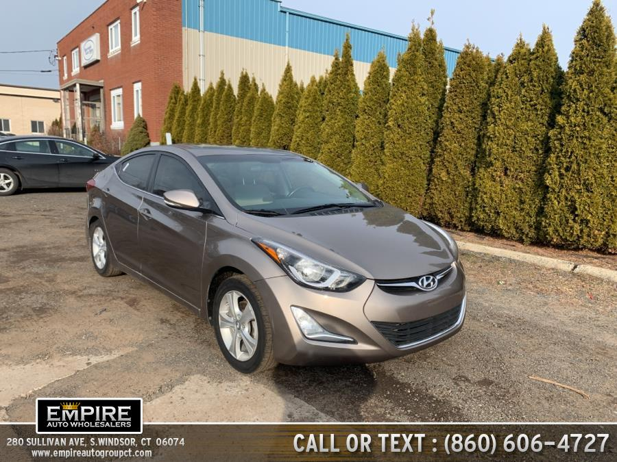 Used 2016 Hyundai Elantra in S.Windsor, Connecticut | Empire Auto Wholesalers. S.Windsor, Connecticut