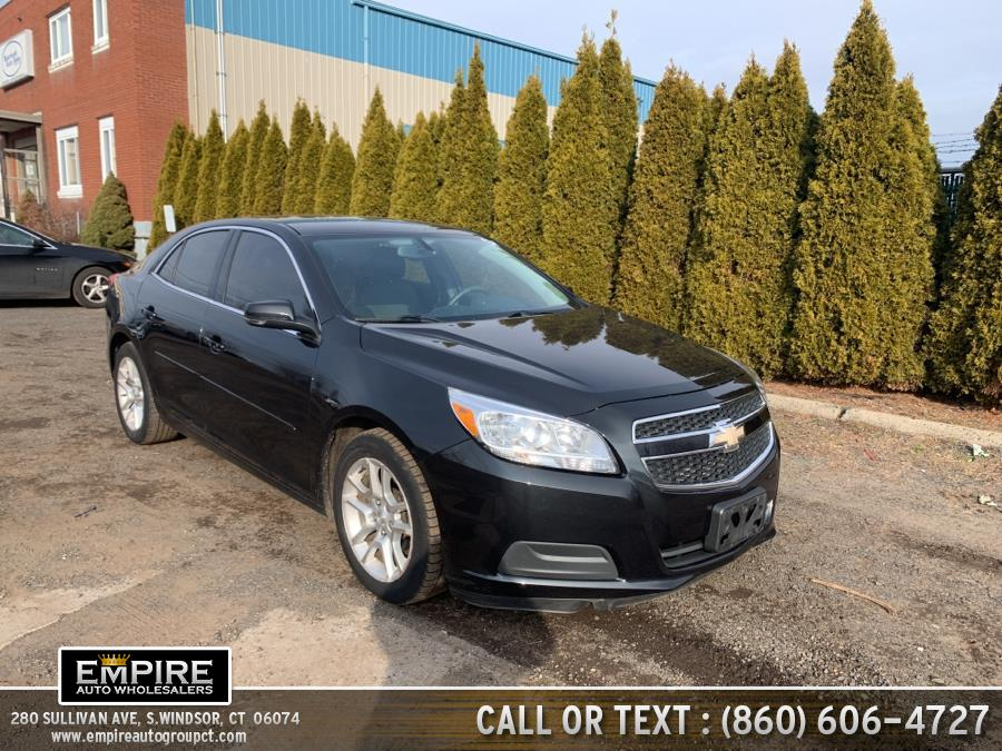 Used 2013 Chevrolet Malibu in S.Windsor, Connecticut | Empire Auto Wholesalers. S.Windsor, Connecticut