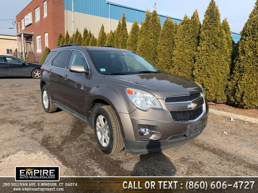 Used Chevrolet Equinox FWD 4dr LT w/2LT 2012 | Empire Auto Wholesalers. S.Windsor, Connecticut