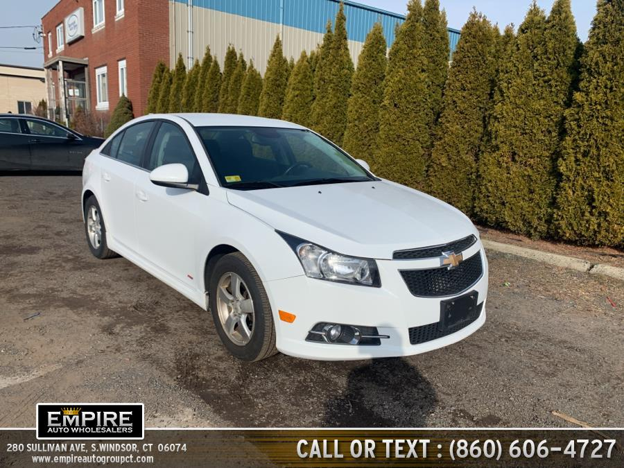 Used 2013 Chevrolet Cruze in S.Windsor, Connecticut | Empire Auto Wholesalers. S.Windsor, Connecticut