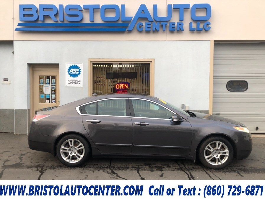 Used 2009 Acura TL in Bristol, Connecticut | Bristol Auto Center LLC. Bristol, Connecticut