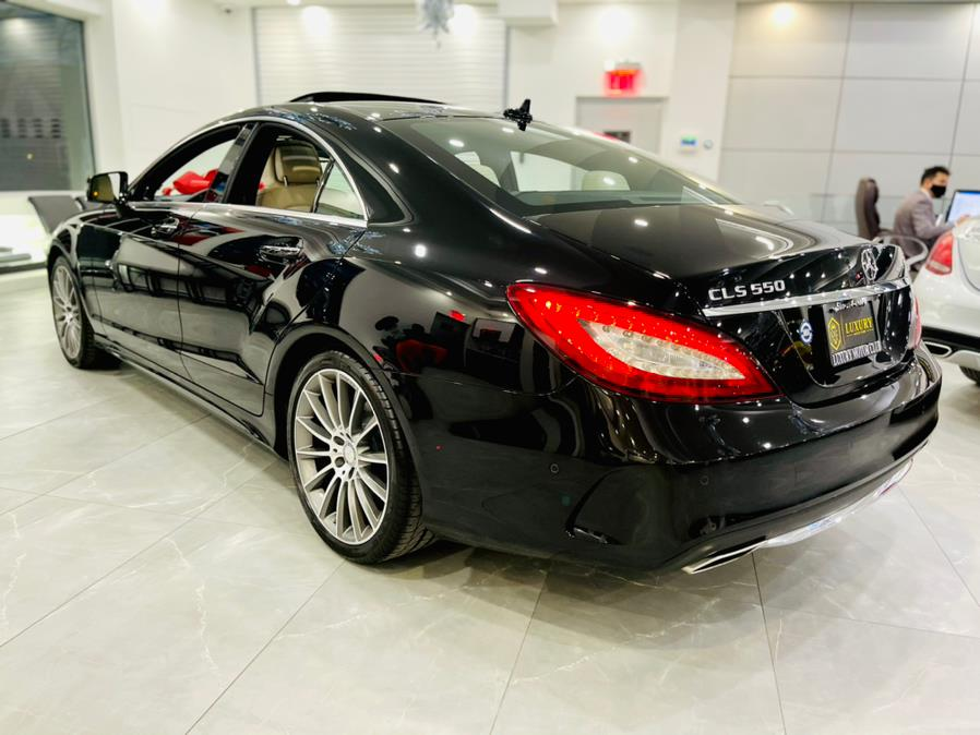 Used Mercedes-Benz CLS 4dr Sdn CLS 550 4MATIC 2016 | Luxury Motor Club. Franklin Square, New York