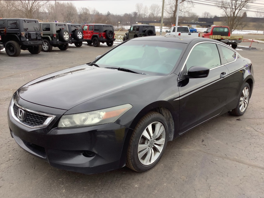 Used Honda Accord Cpe 2dr I4 Auto EX-L 2009 | Marsh Auto Sales LLC. Ortonville, Michigan
