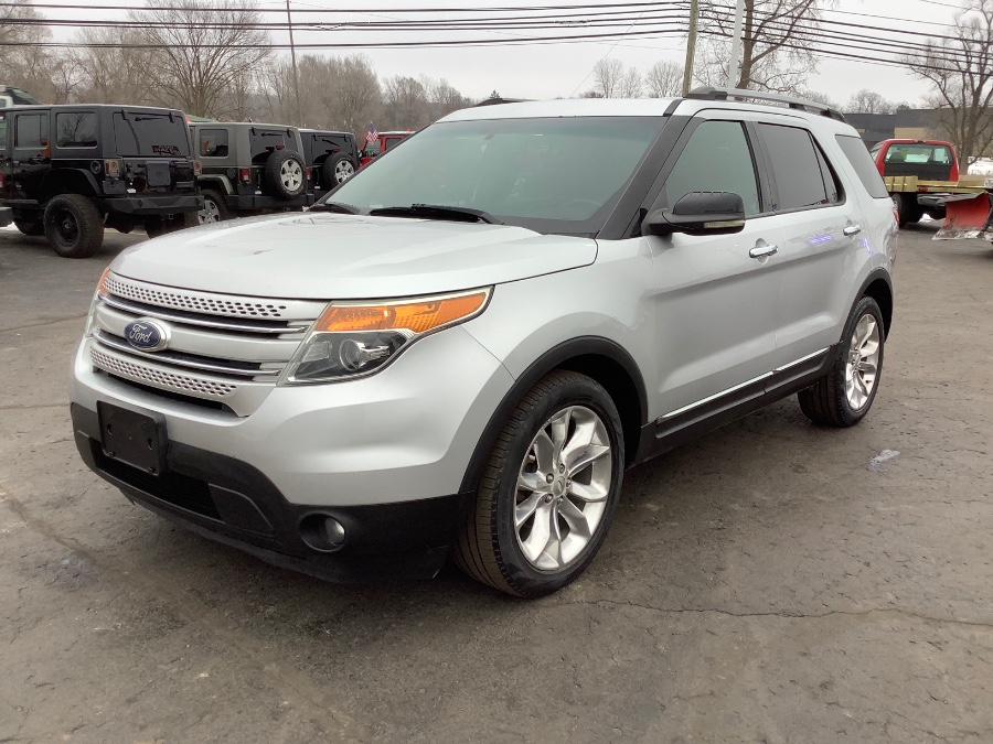 Used Ford Explorer FWD 4dr XLT 2011 | Marsh Auto Sales LLC. Ortonville, Michigan