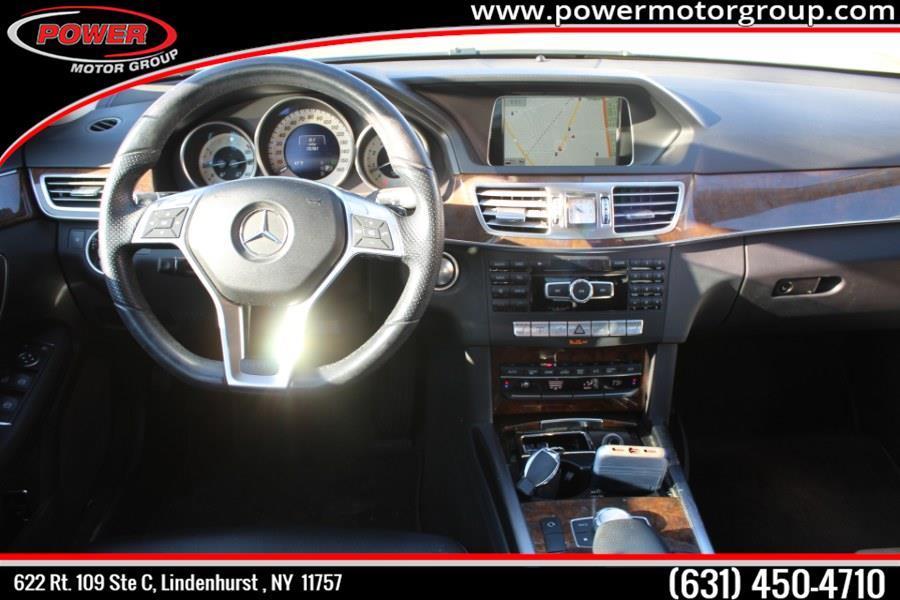 Used Mercedes-Benz E-Class 4dr Sdn E350 Sport 4MATIC 2014 | Power Motor Group. Lindenhurst , New York