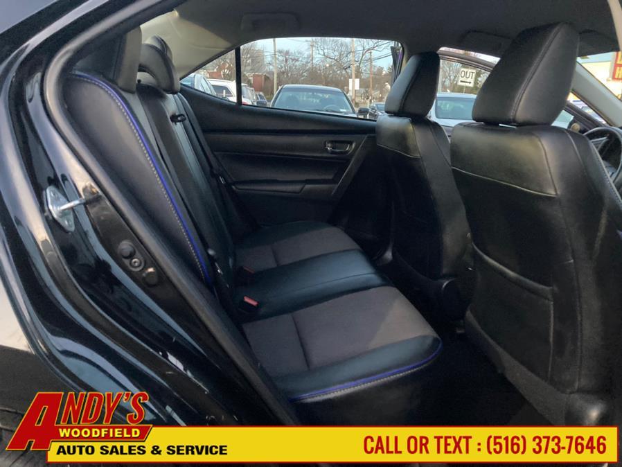 Used Toyota Corolla SE CVT (Natl) 2017 | Andy's Woodfield. West Hempstead, New York