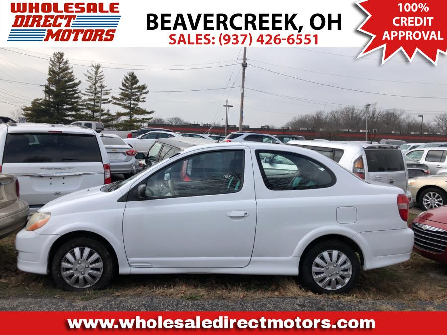 Used Toyota Echo 2dr Cpe Auto 2000 | Wholesale Direct Motors. Beavercreek, Ohio