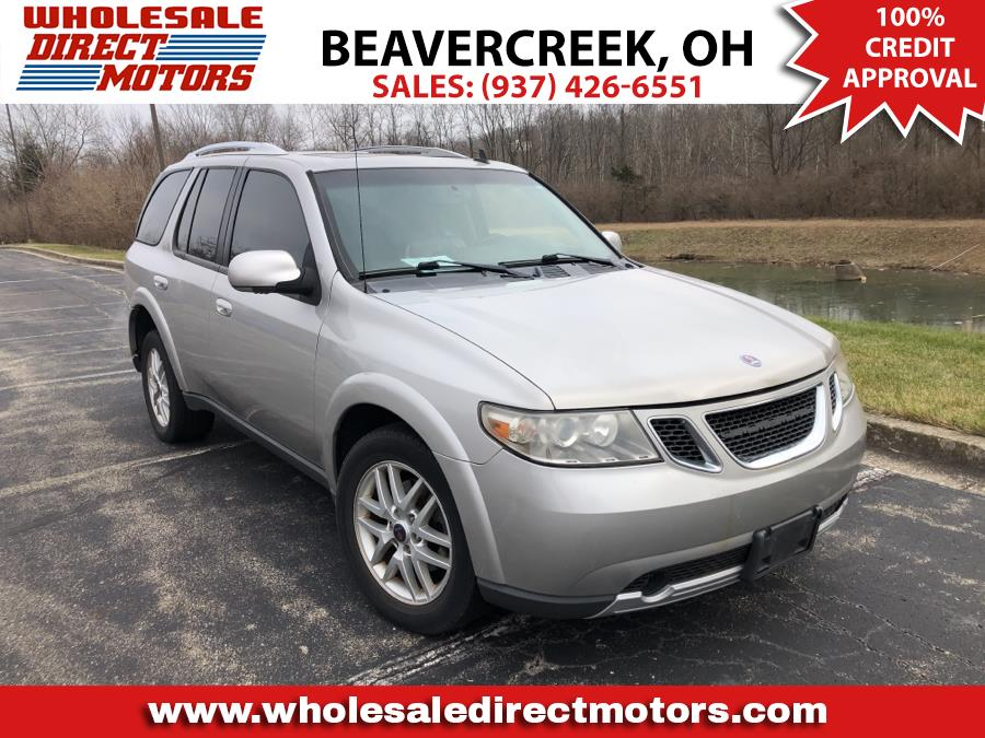 Used 2007 Saab 9-7X in Beavercreek, Ohio | Wholesale Direct Motors. Beavercreek, Ohio