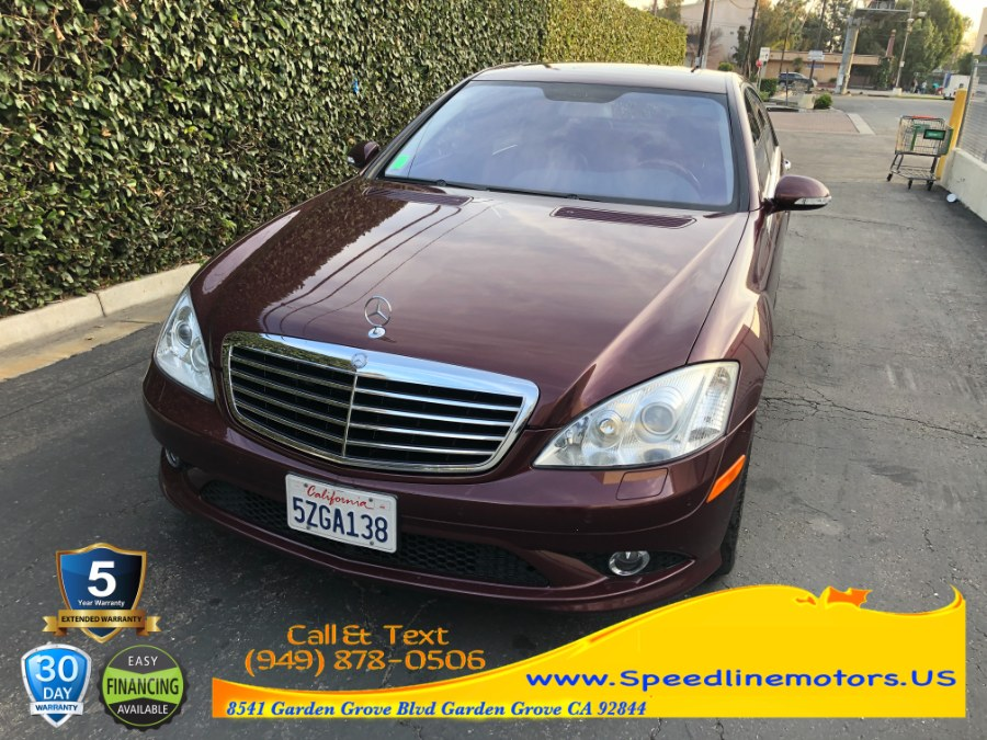 Used 2007 Mercedes-Benz S-Class in Garden Grove, California | Speedline Motors. Garden Grove, California