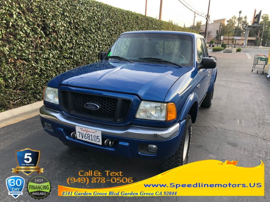 Used 2003 Ford Ranger in Garden Grove, California | Speedline Motors. Garden Grove, California