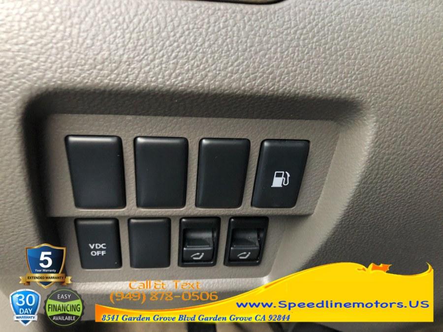 Used Nissan Murano 2WD 4dr S 2010 | Speedline Motors. Garden Grove, California