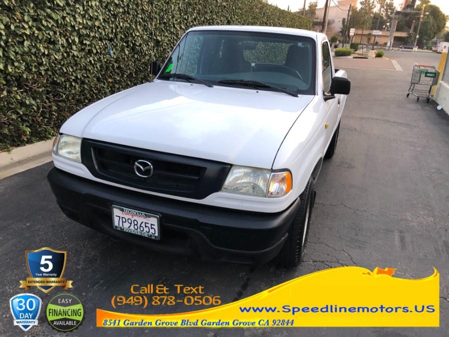 Used 2004 Mazda B-Series 2WD Truck in Garden Grove, California | Speedline Motors. Garden Grove, California