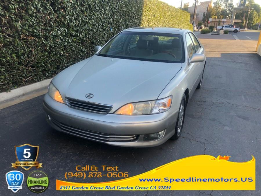 Used 2001 Lexus ES 300 in Garden Grove, California | Speedline Motors. Garden Grove, California