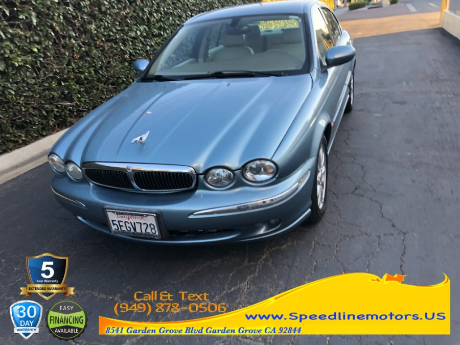 Used 2003 Jaguar X-TYPE in Garden Grove, California | Speedline Motors. Garden Grove, California