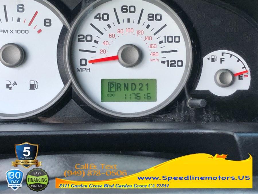 "Used Ford Escape 4dr 103"" WB 2.3L XLS 2005   Speedline Motors. Garden Grove, California"
