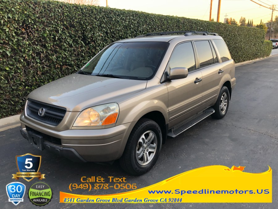 Used 2005 Honda Pilot in Garden Grove, California | Speedline Motors. Garden Grove, California