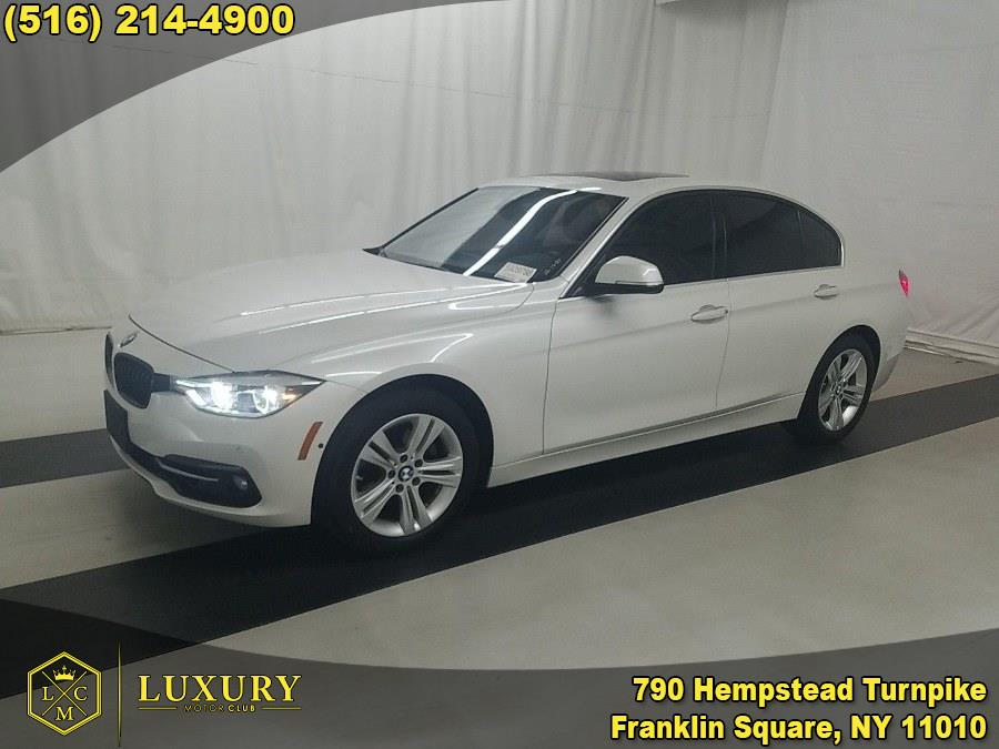 Used 2017 BMW 3 Series in Franklin Square, New York | Luxury Motor Club. Franklin Square, New York
