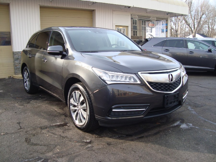 Used Acura MDX SH-AWD 4dr Tech Pkg 2014 | Yara Motors. Manchester, Connecticut