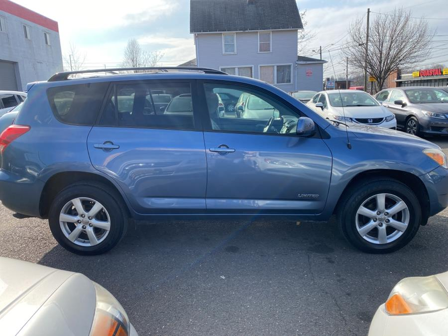 Used Toyota RAV4 4WD 4dr 4-cyl Limited (Natl) 2007 | Auto Store. West Hartford, Connecticut