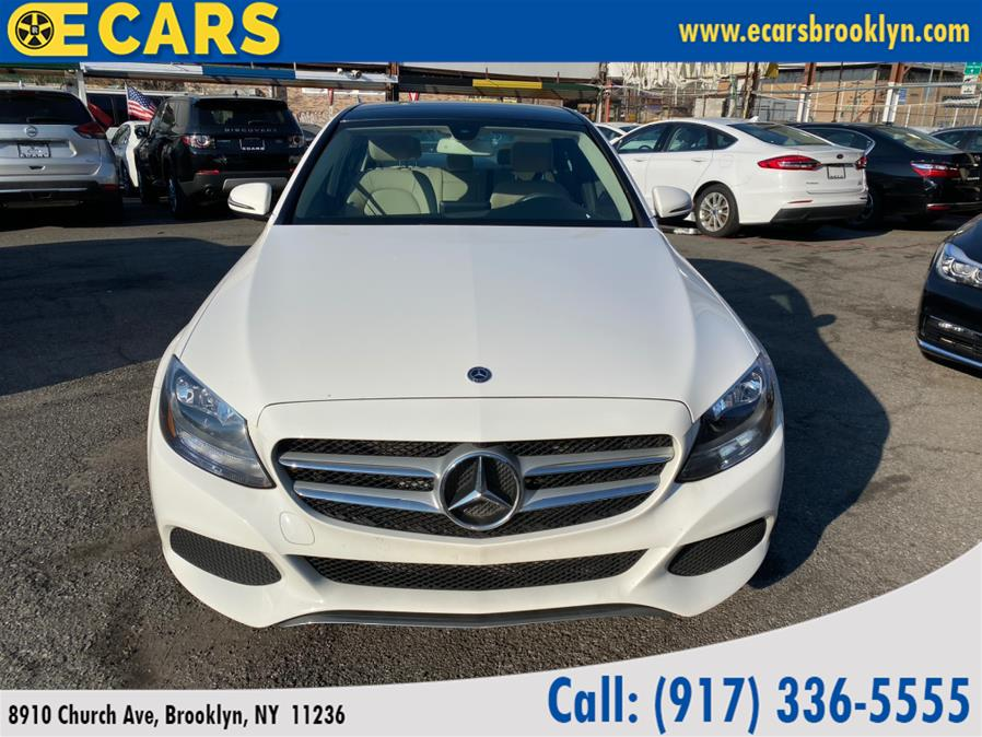 Used Mercedes-Benz C-Class C 300 4MATIC Sedan with Sport Pkg 2017 | E Cars . Brooklyn, New York