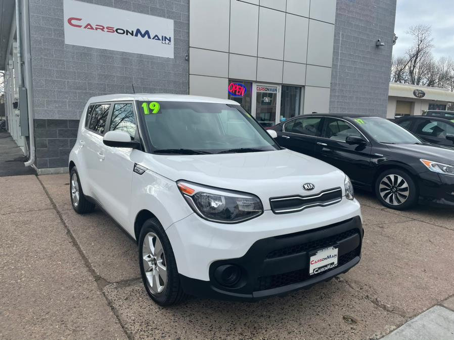 Used Kia Soul Base Auto 2019 | Carsonmain LLC. Manchester, Connecticut