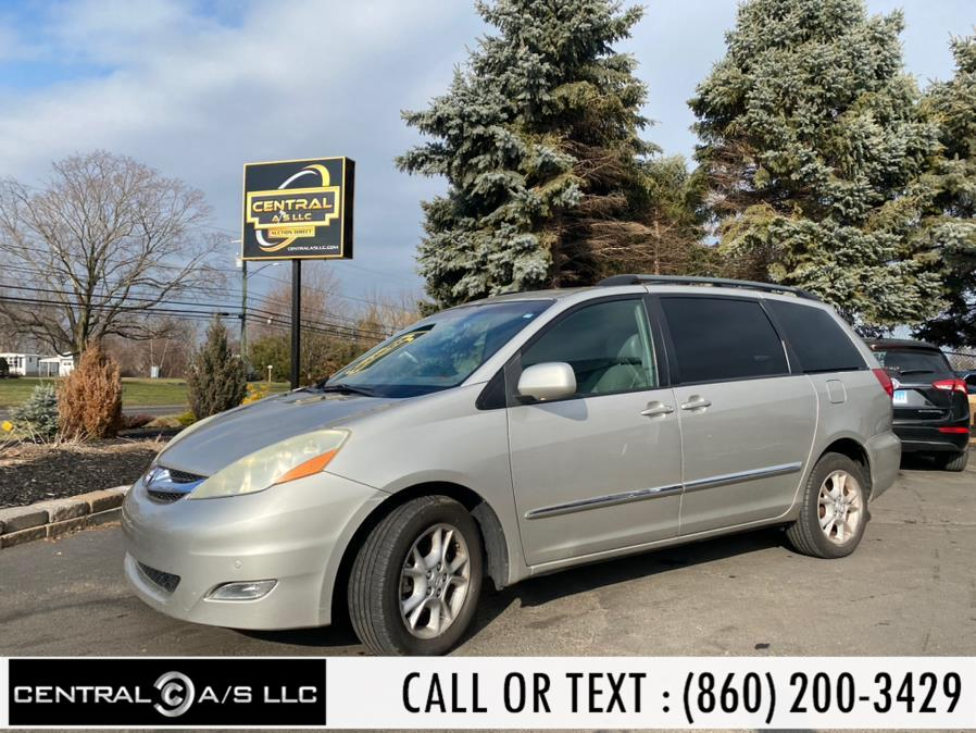 Used 2006 Toyota Sienna in East Windsor, Connecticut | Central A/S LLC. East Windsor, Connecticut