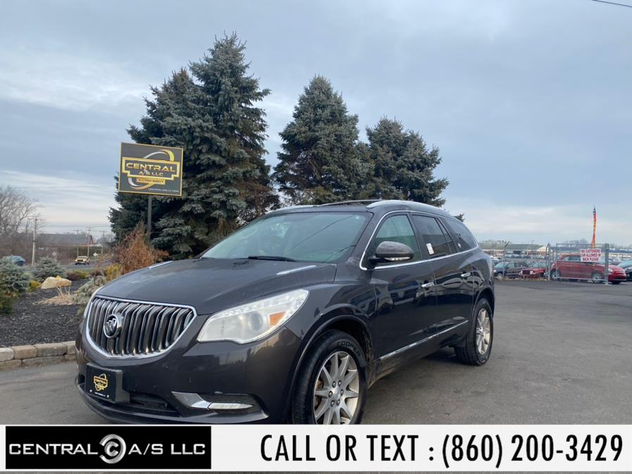 Used 2016 Buick Enclave in East Windsor, Connecticut | Central A/S LLC. East Windsor, Connecticut