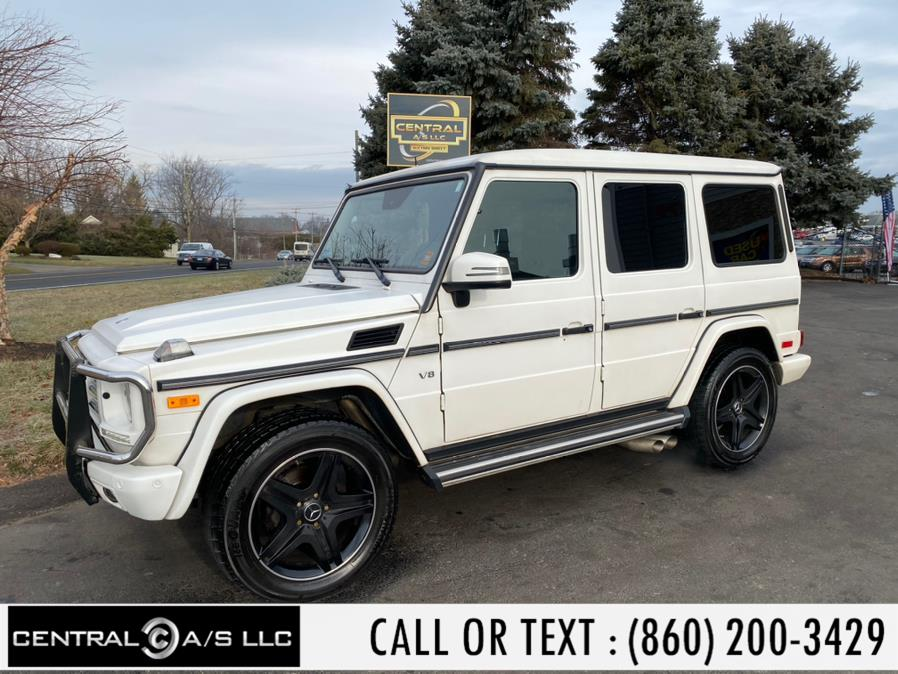Used 2015 Mercedes-Benz G-Class in East Windsor, Connecticut | Central A/S LLC. East Windsor, Connecticut