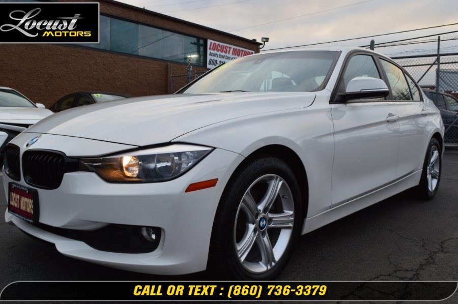 Used BMW 3 Series 4dr Sdn 320i xDrive AWD South Africa 2014 | Locust Motors LLC. Hartford, Connecticut