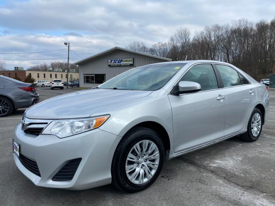 Used 2014 Toyota Camry in Berlin, Connecticut | Tru Auto Mall. Berlin, Connecticut