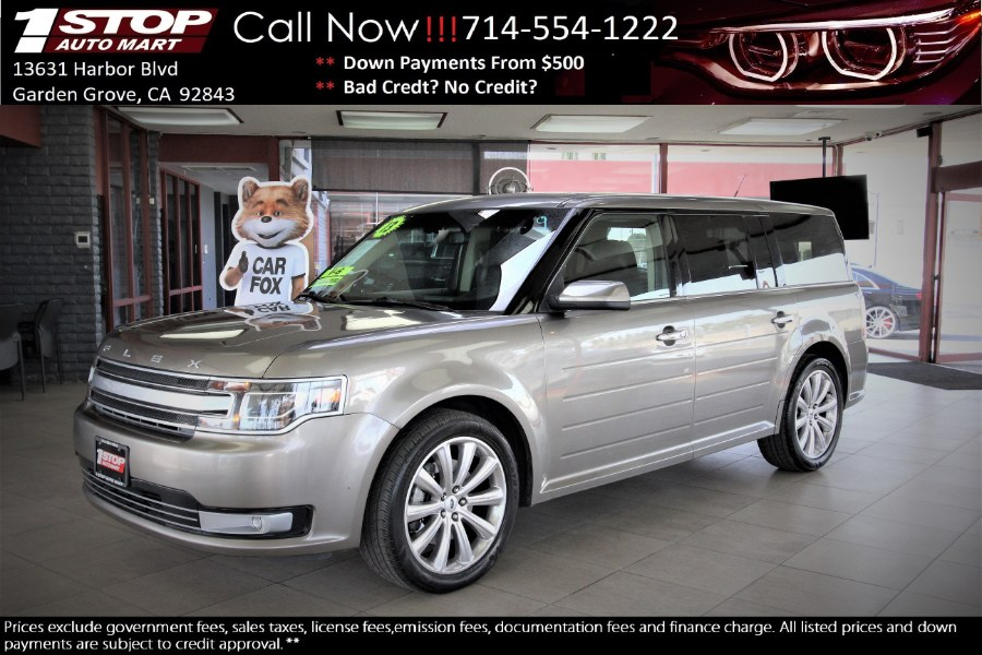 Used 2013 Ford Flex in Garden Grove, California | 1 Stop Auto Mart Inc.. Garden Grove, California