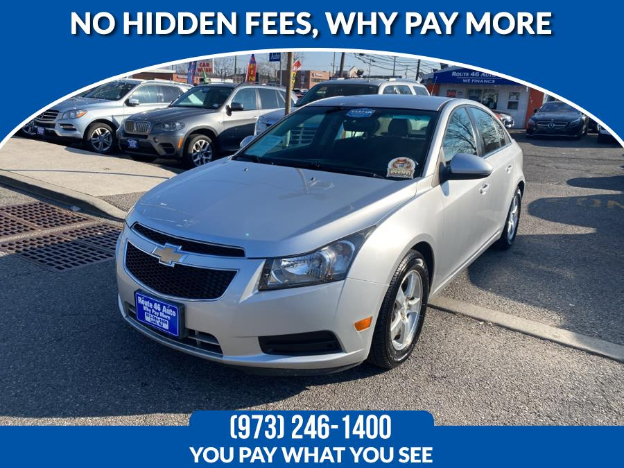 Used 2014 Chevrolet Cruze in Lodi, New Jersey | Route 46 Auto Sales Inc. Lodi, New Jersey